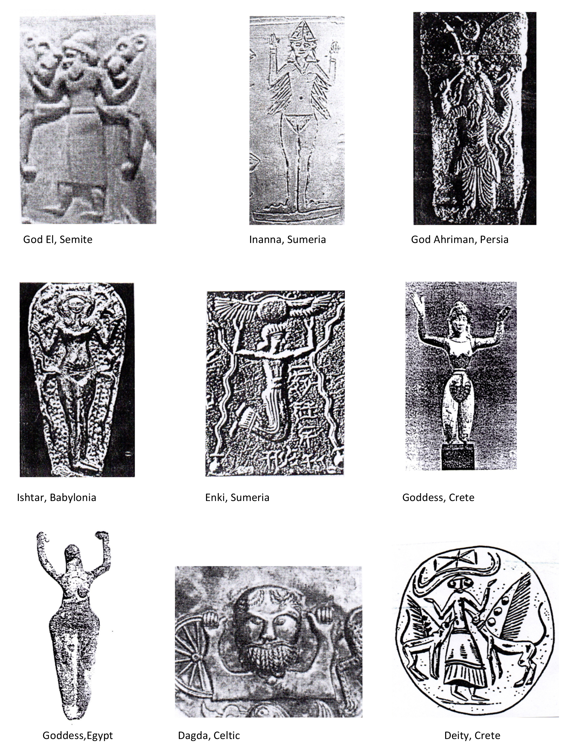 thesis statement celtic mythology