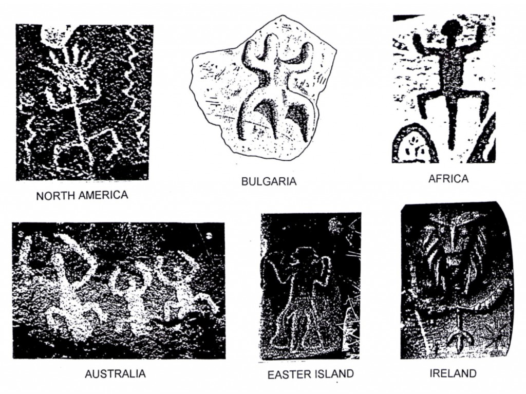 Rock art from around the world