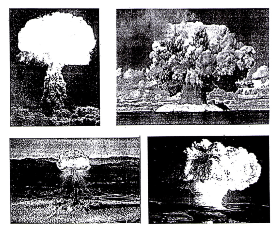 Mushroom Cloud, Tree of Life