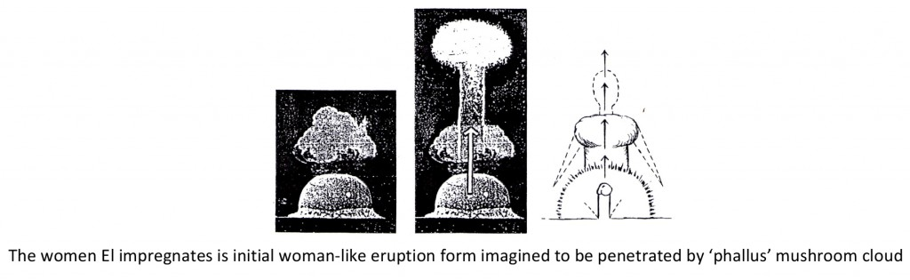 Women El impregnates imagined to be woman-like eruption form